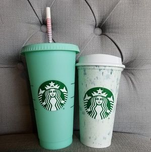 {Starbucks} Color Changing Cups Bundle